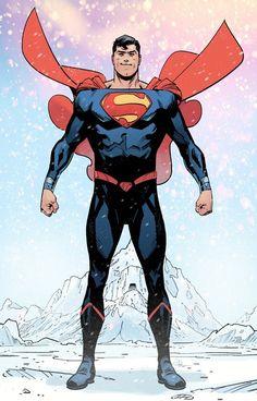 superman Superman Family, Superman Stuff, Superman Artwork, Superman Lois, Superman Man Of Steel, Comic Book Artists, Comic Artist, Comic Books Art, Batman