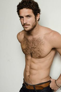 i went to high school with this guy...and now he shows up on my pinterest as a male model...crazy!!