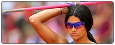 athlete Leryn Franco's claim to fame has nothing to do with athletics
