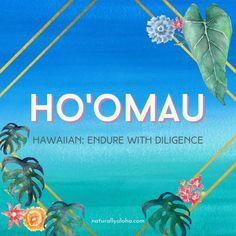 Hawaiian Words And Meanings, Hawaiian Phrases, Hawaiian Quotes, Aloha Hawaii, Hawaii Travel, Hawaii Language, Sending Good Vibes, Seasons Of Life, Island Girl
