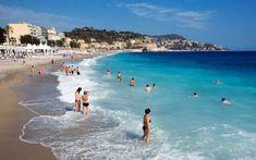 France, Alpes Maritimes, Nice, Beau Rivage Beach