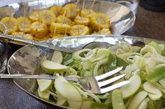 low histamine apple fennel salad