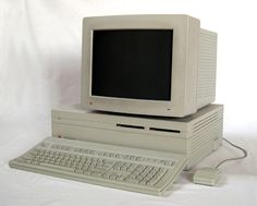 The Macintosh II celebrates its 25th anniversary - This was my first real computer! Loved this machine.