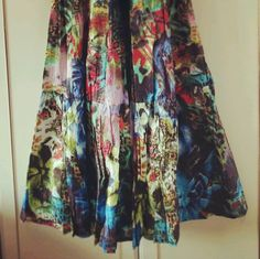 Striking Boho Summer Sun Cotton Maxi Dress 4 Designs, Sizes 10-12 & 14-16
