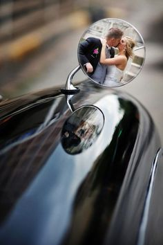 Me encanta esta foto de #boda, es super original! / I love this #newlywed pic, it´s so unique!