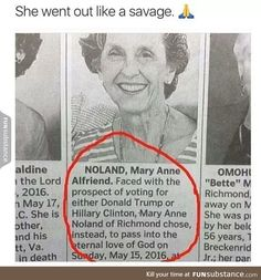 hilarious obituaries obituary funny newspapers 12 Hilarious obituaries prove that comedy endures well beyond the grave Photos) Funny Quotes, Funny Memes, Jokes, Funniest Memes, Ex Machina, College Humor, Just For Laughs, Tumblr Funny, Funny Posts