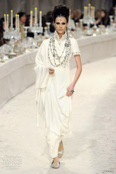 Chanel Pre-Fall 2012 Collection — Paris-Bombay | Wedding Inspirasi