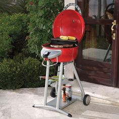 Char-Broil® Patio Bistro® Infrared Electric Grill  Ideal for small spaces such as apartment or condo balconies and patios.