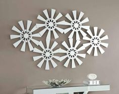 CLEARANCE 50% OFF SPECIAL ORDER Silver Glass Mirror Flower Design CO-901830 $462 $231