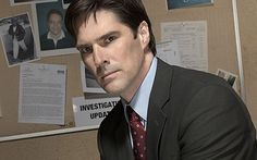 Thomas Gibson (Hotchner) Criminal Minds.Love this program.Please check out my website thanks. www.photopix.co.nz