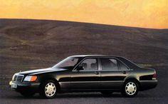 Klassieker: Mercedes-Benz S600 (W140)