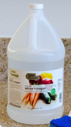 What Is Vinegar and What Makes It a Good Cleaner? — The Science of Cleaning