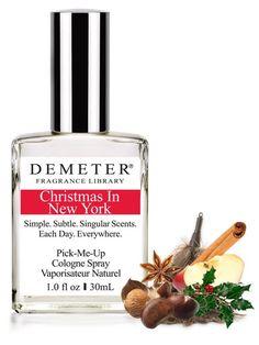 Christmas In New York - Demeter® Fragrance Library