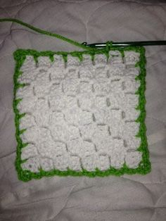 Have you tried to crochet a chevron blanket, but either or both edges of your blanket keep expanding? I'll explain how to stop that from happening. You can apply this tip to any chevron pattern of...