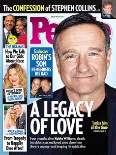 People Magazine Cover Dec 29, 2014