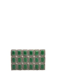 BE JADE STONE BEADED CLUTCH by Alice + Olivia | my most perfect clutch