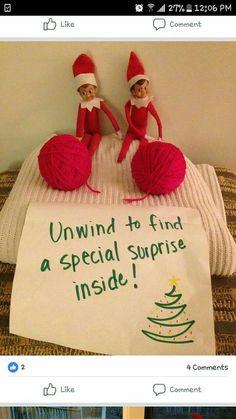 Noel Christmas, Christmas Elf, All Things Christmas, Christmas Crafts, Christmas Decorations, Christmas Humor, Elf On The Self, The Elf, Elf Auf Dem Regal