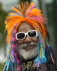 George Clinton. Free your mind!!!!!!!!!!