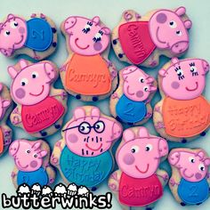 Peppa Pig | Cookie Connection