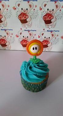 Cupcake Mario Bross