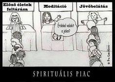 Spirituális piac