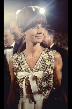 Audrey Hepburn 1975 - HarpersBAZAAR.com