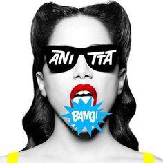 """Anitta divulga capa de seu novo álbum, """"Bang!"""", com arte feita pelo designer da Madonna"""