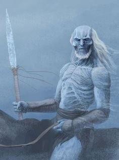 White Walker - Game of Thrones - Albert Cordero