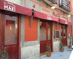 La Botillería de Maxi - C/Cava Alta, 4 - Madrid