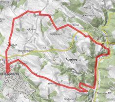 BERGFEX-Bauernkriegweg - kleine Runde - Wanderung - Tour Oberösterreich Wanderlust, Farmers, Tourism, Road Trip Destinations, Circuit, Destinations