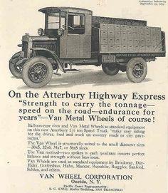 1924 Atterbury Truck Ad by gdmey, via Flickr
