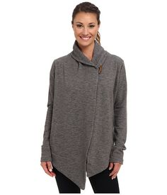 The North Face Fallsgrove Wrap Charcoal Grey Heather - Zappos.com Free Shipping BOTH Ways