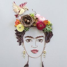 Pictured here is the iconic Frida Kahlo, an artist who had a gift for communicating her emotions through her paintings - paintings which were beautiful, yet heart breaking. But, not only was she an artist, but a person who experienced, endured and persevered through many hardships in her life! From Vicki @sistergoldenshop and regrammed from @facethefoliage #VivaSouthAmerica #SouthAmerica #melko #amazing #spectacular #awestruck #beautiful #mustsee #instagood #igerssouthamerica #fridakahlo…