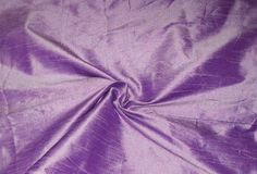 Half yard of lavender dupioni silk blend on Etsy, $5.00