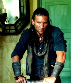 I remember the first time I saw you. — Captain Vane ;)