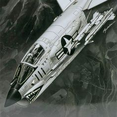 F-8 Crusader (Masao Satake)