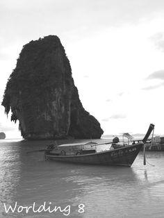Momentos únicos en una de nuestras playas preferidas en Tailandia, Phra Nang Beach (Krabi)