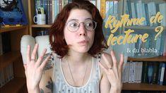 Rythmes de lecture & pleins de blabla | DISCUSSION - YouTube Discussion, Foxes, Reading, Organization