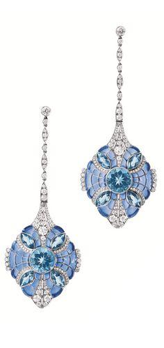 Diamond Earrings Earrings Tiffany Co. Sotheby's Earrings Tiffany & Co. Sotheby's (OMG that dress!) 35 Pieces Of Gorgeous Jewelery Micro-Pave Diamond Bijoux Art Deco, Art Deco Jewelry, Fine Jewelry, Jewelry Design, Body Jewelry, Geek Jewelry, Antique Jewelry, Vintage Jewelry, Silver Jewelry