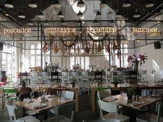 Restaurant Mercat Amsterdam