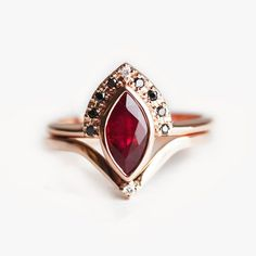 Rubies make the world go 'round.