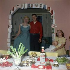 She's plotting their festive demise...The HP Sauce will come in handy...heh...heh......