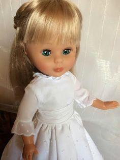 """Vestidos Para Nancy """"El Costurero De Chus"""": Vestidos de comunion.!!!"""