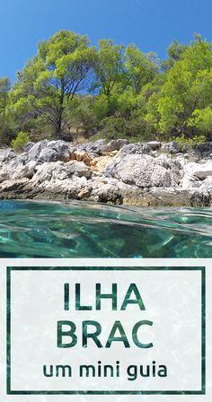 Ilha Brac, Croácia.