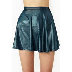 Derby Doll Skater Skirt ($30) ❤ liked on Polyvore