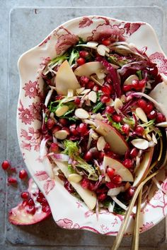 apple-and-pomegranate-frisee-salad-bakers-royale