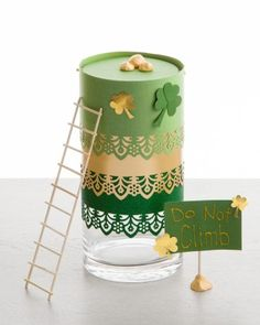 According to legend, the night before St. Patrick's Day is notorious for leprechaun mischief. This year, you and your family will be ready. Here are five ways to catch a leprechaun this St. Patrick's Day -- or, at the very least, get a few gold chocolate coins for your trouble.Will our simple-to-create leprechaun trap help you and your family capture the troublemakers? Craft it the night before to see. Get our craft tutorial below, or watch how to make it.