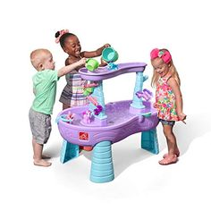 Walmart: Rain Showers & Unicorns Water Table or the Splash Pond Water Table Kids Playset with 13 piece water toy accessory set