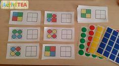 Orientación y figuras geométricas