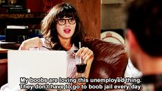 """23 times Jess from """"New Girl"""" described our reactions to life perfectly 